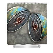 Core Shower Curtain