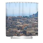 Corfu Shower Curtain