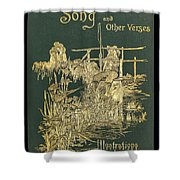 Coridons Song And Other Verses Shower Curtain