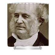 Cornelius Vanderbilt (1794-1877) Shower Curtain