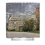 Cornish Farm Shower Curtain