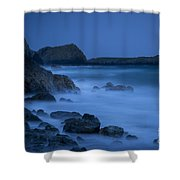 Cornwall Coast Shower Curtain