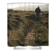 Cornwall Rambler One Shower Curtain