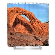 Corona Arch Canyon Shower Curtain