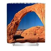 Corona Sunrise Shower Curtain