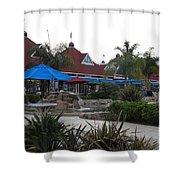 Coronado Ferry Landing Marketplace In Coronado California 5d24386 Shower Curtain