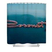 Coronet 500 Shower Curtain