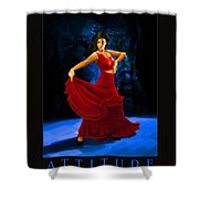 Corporate Art 002 Shower Curtain
