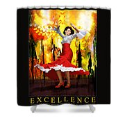 Corporate Art 003			 Shower Curtain