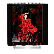 Corporate Art 004 Shower Curtain by Catf