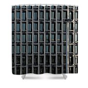 Corporate Reflection Shower Curtain