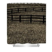 Corral Shower Curtain