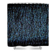 Corrosion Shower Curtain