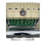 Corvair Shower Curtain