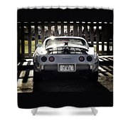 Corvette Shower Curtain