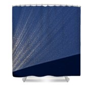 Event Horizon Shower Curtain