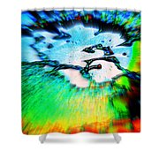 Cosmic Series 012 Shower Curtain