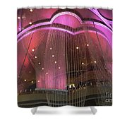 Cosmo Chandeliers  Shower Curtain