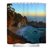 Costal Paradise Shower Curtain