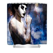 Costume Of Control Shower Curtain