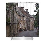 Cotswold Cottages Shower Curtain