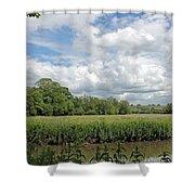 Cotswold Landscape Shower Curtain