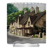 Cotswold Street Shower Curtain