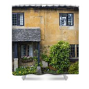 Cotswolds Cottage Shower Curtain