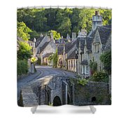 Cotswolds Morning Shower Curtain
