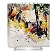 Cottage 3 Shower Curtain