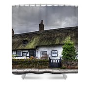 Cottage 4 Shower Curtain