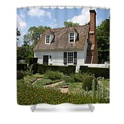 Cottage And Garden Shower Curtain