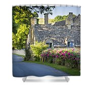 Cottage In The Cotswolds Shower Curtain