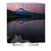 Cotton Candy Skies Shower Curtain