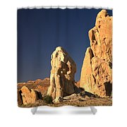 Cottonwood Towers Shower Curtain