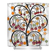 Could Refrain Shower Curtain