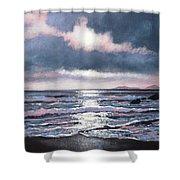 Coumeenole Beach  Dingle Peninsula  Shower Curtain