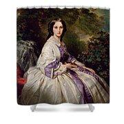 Countess Alexander Nikolaevitch Lamsdorff. Maria Ivanovna Beck Shower Curtain