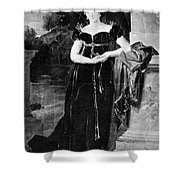 Countess Marie L Shower Curtain