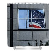 Counting  Stars Shower Curtain by Rene Triay Photography