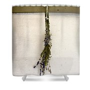 Country Charm Shower Curtain