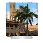 Country Club Of Coral Gables Shower Curtain