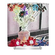 Country Comfort - Photopower 457 Shower Curtain