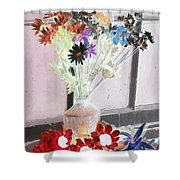 Country Comfort - Photopower 460 Shower Curtain