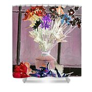Country Comfort - Photopower 478 Shower Curtain
