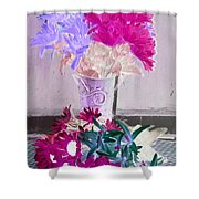 Country Comfort - Photopower 486 Shower Curtain