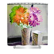 Country Comfort - Photopower 491 Shower Curtain