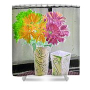 Country Comfort - Photopower 492 Shower Curtain