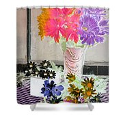 Country Comfort - Photopower 504 Shower Curtain