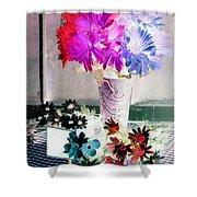 Country Comfort - Photopower 505 Shower Curtain